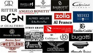 Известные итальянские бренды