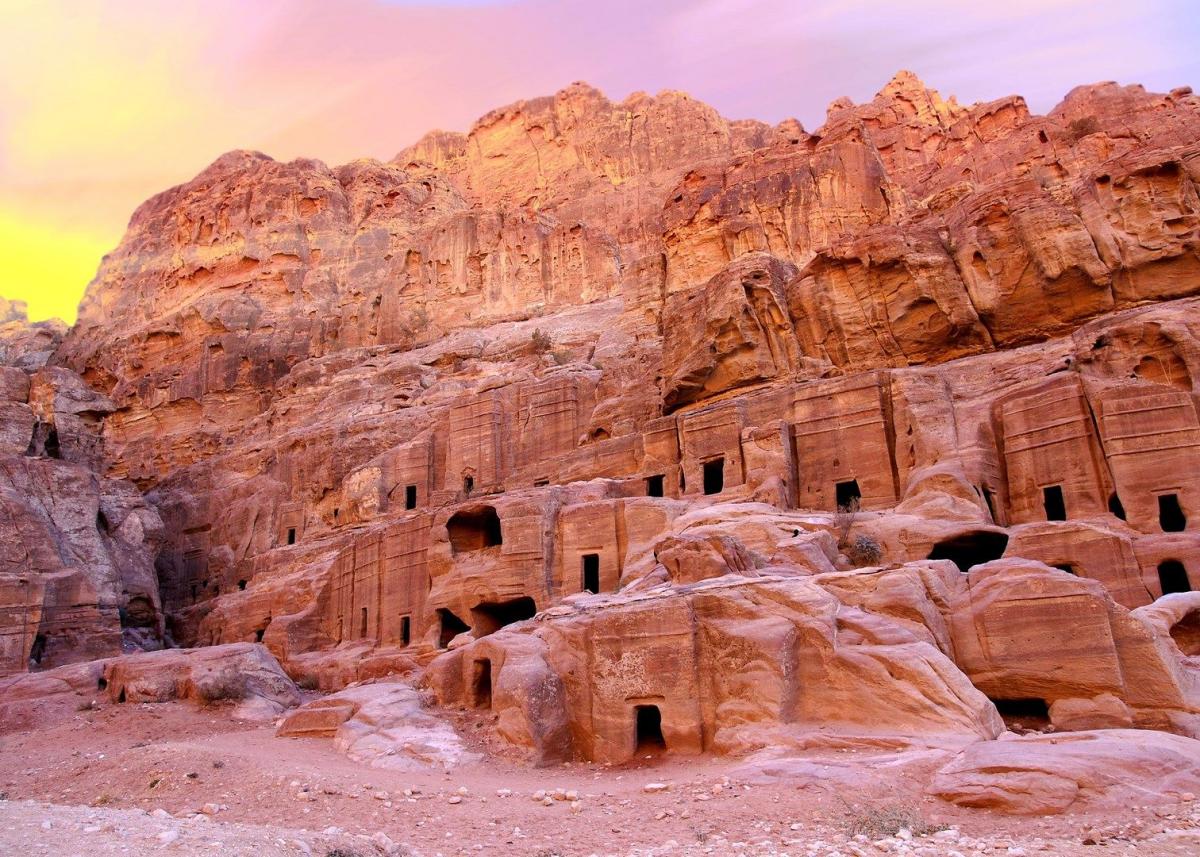 По святым местам Иордании