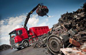 Торгівля металобрухтом через електронні аукціони
